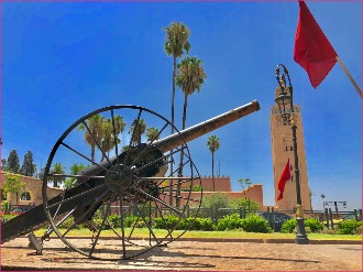 Morocco royal cities in 7 days from Marrakech